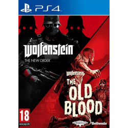 PS4 - Wolfenstein The New Order And The Old Blood