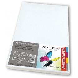 Hlazený Color Laser papír, 200g/m2, oboustranný
