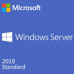 DELL MS Windows Server 2019 Standard DOEM ENG, 0 CAL, max 16 core, 2VMs
