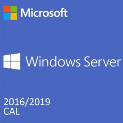 DELL MS Windows Server 2019/2016 CAL 5 USER/ DOEM /STD/Datacenter