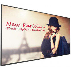 "65"" E-LED Philips 65BDL4150D-UHD,IPS,500cd,AN,24/7"