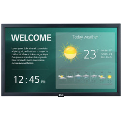 "22"" LG LED 22SM3G  - FHD,IPS,250cd,16/7"