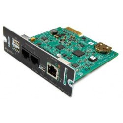 APC Network Mgmt Card 3 + EnvirMonitoring