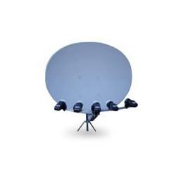 Maximum/Gessat E-85 multifocus (5 LNB) sat. parab.