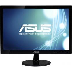 """19"""" LED ASUS VS197DE černý -1366x768, 16:9, VGA,V2"""