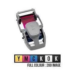 YMCKOK, ZC300, 200 Images, for dual side