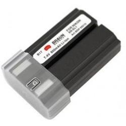 BRAUN akumulátor - NIKON EN-EL1, MINOLTA NP-800
