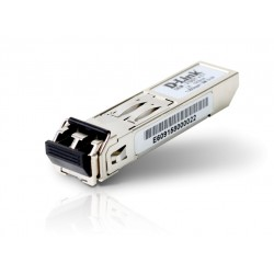 D-Link 1-port Mini-GBIC SFP to 1000BaseLX, 10km