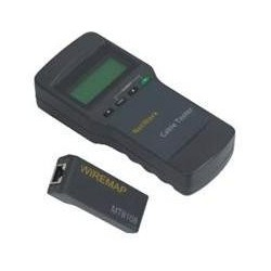 Network Cable Tester 8108 – Display