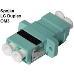 Optická spojka LC multi mode duplex OM3