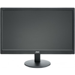 """20"""" LED AOC e2070Swn - 1600x900,VGA"""