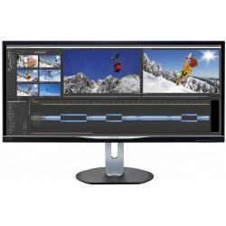 "34"" LED Philips 3470UP-3440x1440,IPS,DP,USB,rep,pi"