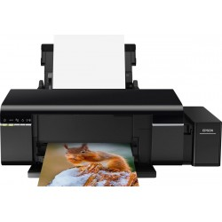 EPSON L805 ITS, 5760x1440 dpi, 37/38 ppm, USB Wifi + 100x Fotopapír