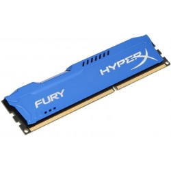8GB DDR3-1333MHz Kingston HyperX Fury Blue
