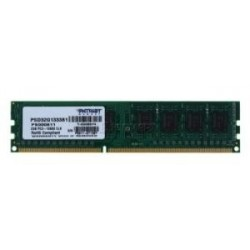 4GB DDR3-1333MHz PATRIOT CL9 DR pro upgrady