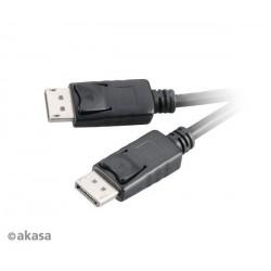 AKASA - kabel DP na DP - 2 m