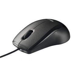 myš TRUST Carve USB Optical Mouse - Black