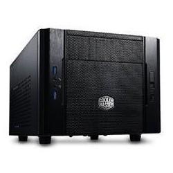 CoolerMaster case mini ITX Elite 130, black,USB3.0