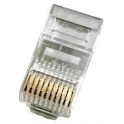 DATACOM konektor UTP CAT5E 10p10c RJ48 lanko(10ks)