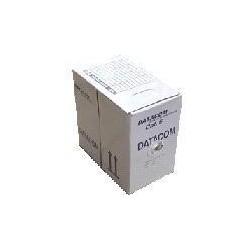 DATACOM UTP flex,Cat6 PVC,šedý,305m,licna