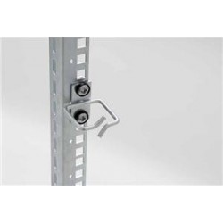 Vyvazovací háček 80x80 D2 kov centr.fix,čelní gate