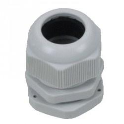 DATACOM Kabelová průchodka PG16 (10 - 14 mm) šedá