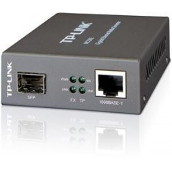 TP-Link MC220L Gigabit Ethernet Media Converter