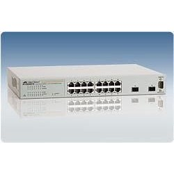 Allied Telesis 16xGB+2SFP Smart switch AT-GS950/16