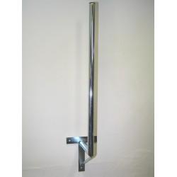 Anténní držák 35/120cm T (p.4,2 cm)