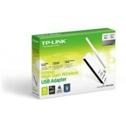 TP-Link TL-WN722N 150Mb High Gain Wifi USB Adap.