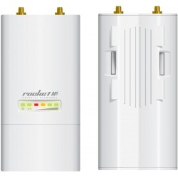 UBNT RocketM5 outdoor 5GHz 2xRSMA 1xLAN
