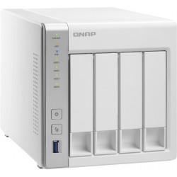 QNAP TS-431 (1,2GHz/512MB RAM/4xSATA)