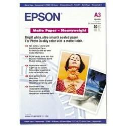 EPSON A3,Matte Paper Heavyweight (50listů)
