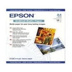 EPSON A4, Archival Matte Paper (50listů)