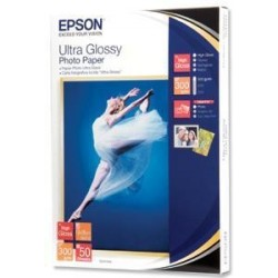 Ultra Glossy Photo Paper 13x18 - 50 listů