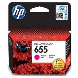 HP 655 purpurová inkoustová kazeta, CZ111AE