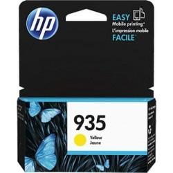 HP 935 žlutá inkoustová kazeta, C2P22AE