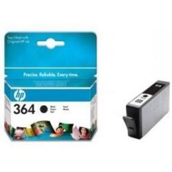 HP 364 - černá inkoustová kazeta, CB316EE
