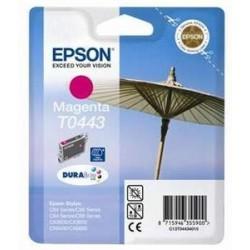 EPSON magenta C64/C66/C84/C86/CX3650/CX6400 HiCap T0443 DURABrite