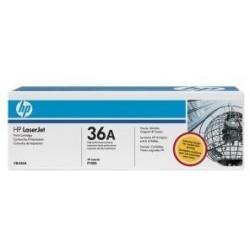 HP tisková kazeta černá, CB436A