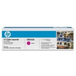 HP tisková kazeta purpurová, CB543A