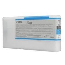 Epson T6532 Cyan Ink Cartridge (200ml)