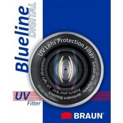 BRAUN UV filtr BlueLine - 43mm
