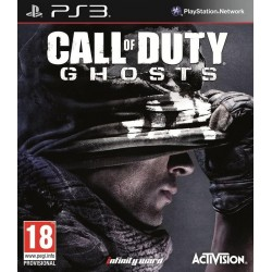 PS3 - Call of Duty: Ghosts Free Fall