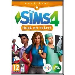 PC CD - The Sims 4 - Hurá do práce