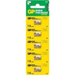 Alkalická Baterie GP 11A - 5ks