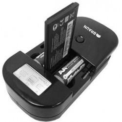 BRAUN ONE-FOR-ALL Travel Mini univerzální nabíječka