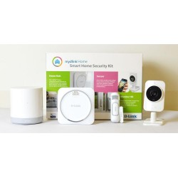 D-Link mydlink Home Security Starter Kit