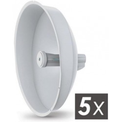 UBNT PowerBeam M5 ISO, anténa 300mm 5pck