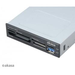 AKASA int. USB 3.0 interní čtečka karet + USB 3.0